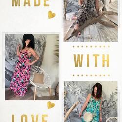 Fête des mamans, J-4, pensez à la petite robe d'été, toute colorée, toute mignonne ☺️... 45€.... #papilhome #dressingroom #robe #robedété #couleurs #fetedesmeres #cadeaux #mode #fringues #gujanmestras #bassinarcachon