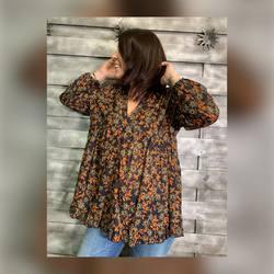Début de semaine 🤩, on adore cette petite blouse en coton fleurie, parfaite pour la saison 🤩, blouse 35€, jean 39€... #papilhome #www.papilhome.com #mondaymood #goodvibes #lookoftheday #blousecoton #mode #vetements #dressingroom #gujanmestras #bassinarcachon