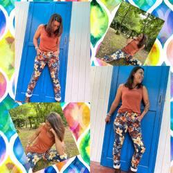 De la couleur !!!! Perso moi j'adore 😊, on adopte le look tout de suite 🤩🤩🤩🤩…. Pantalon 45€, débardeur pailleté 19€…. Mouahhhhh 😎😁😎😁 #papilhome #dressingroom #dressingparticulier #boutiquenomade #siteinternet #lookoftheday #tendance2021 #funmood #gujanmestras #bassinarcachon